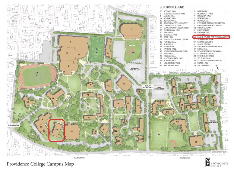 Providence College Map Providence College Map | compressportnederland Providence College Map
